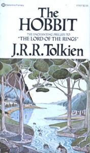 hobbit by tolkien paperback cover