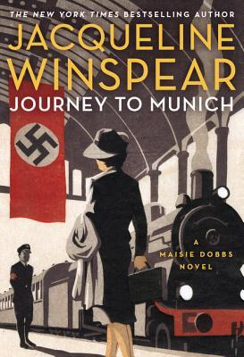 Review: Journey to Munich by Jacqueline Winspear + Giveaway