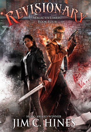 Review: Revisionary by Jim C. Hines