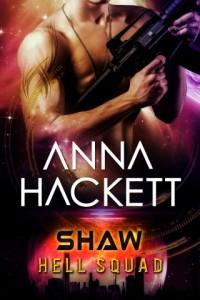 shaw by anna hackett