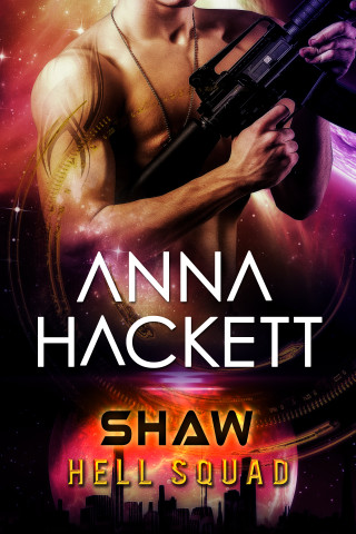 Review: Shaw by Anna Hackett