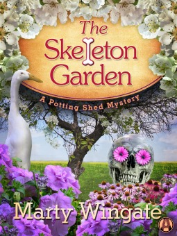 Review: The Skeleton Garden by Marty Wingate