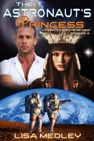 Review: The Astronaut's Princess by Lisa Medley + Giveaway
