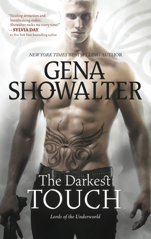 Review: The Darkest Touch by Gena Showalter  + Giveaway