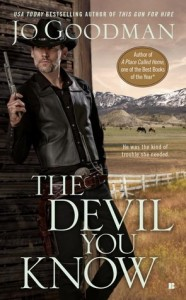 devil you know by jo goodman
