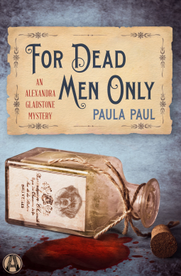 Review: For Dead Men Only by Paula Paul