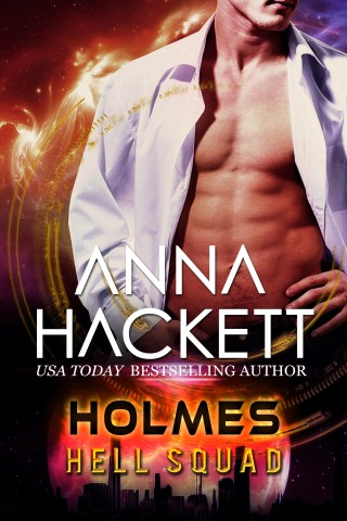 Review: Hell Squad: Holmes by Anna Hackett