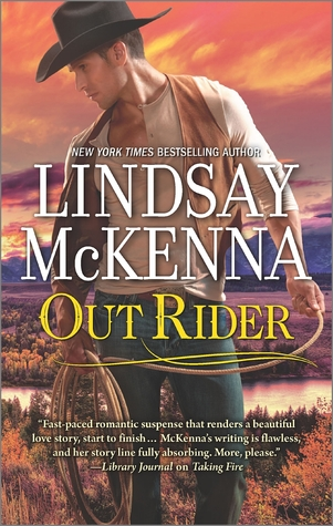 Review: Out Rider by Lindsay McKenna + Giveaway
