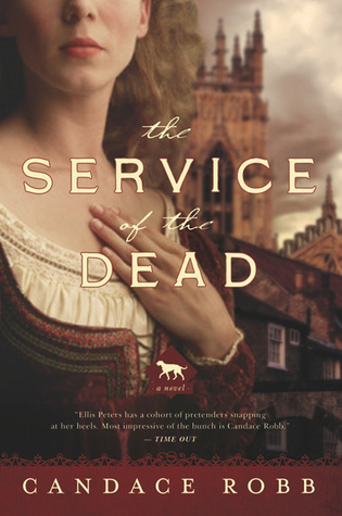 Review: The Service of the Dead by Candace Robb
