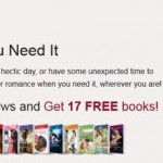 harlequin romance when you need it