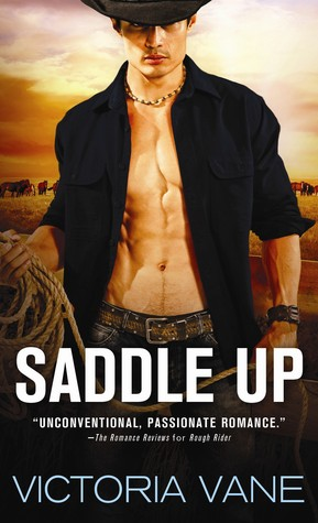 Review: Saddle Up by Victoria Vane + Giveaway