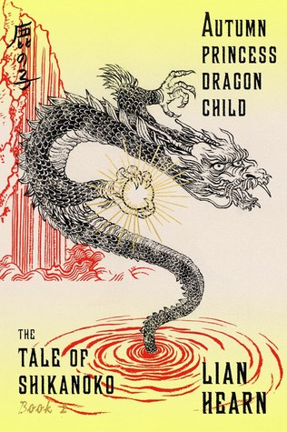 Review: Autumn Princess Dragon Child by Lian Hearn