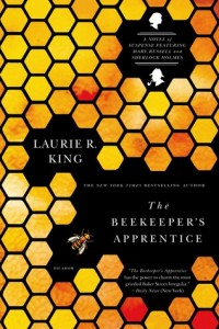 beekeepers apprentice by laurie r king new cover