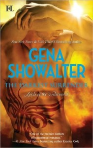 darkest surrender by gena showalter