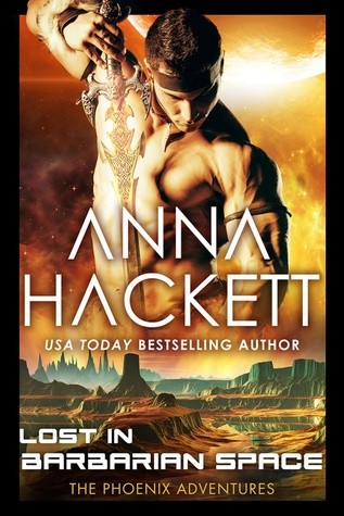Review: Lost in Barbarian Space by Anna Hackett