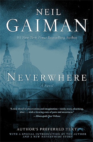 Review: Neverwhere by Neil Gaiman
