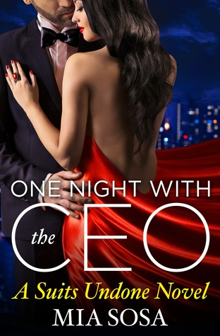 Review: One Night with the CEO by Mia Sosa + Giveaway