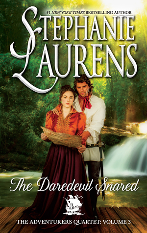 Review: The Daredevil Snared by Stephanie Laurens + Giveaway