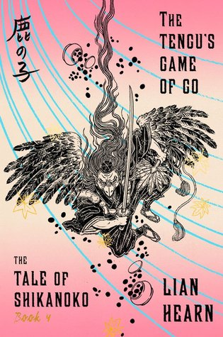 Review: The Tengu's Game of Go by Lian Hearn