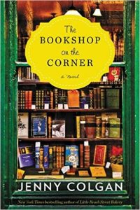 bookshop on the corner by jenny colgan