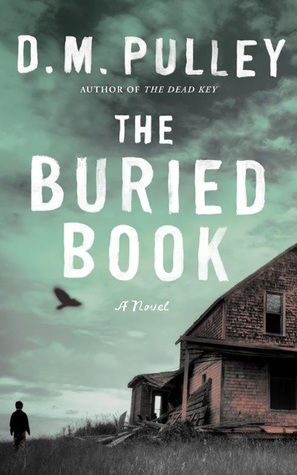 Review: The Buried Book by D.M. Pulley + Giveaway