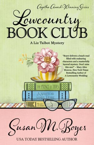 Review: Lowcountry Book Club by Susan M. Boyer