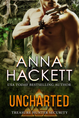 Review: Uncharted by Anna Hackett