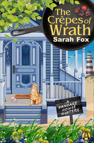 Review: The Crepes of Wrath by Sarah Fox
