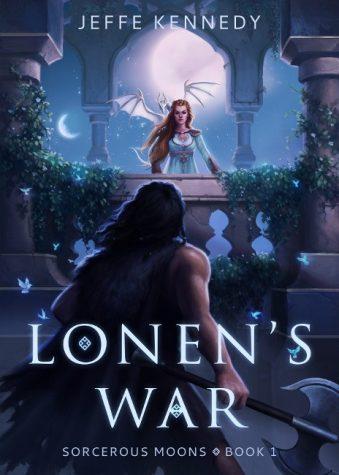 Review: Lonen's War by Jeffe Kennedy