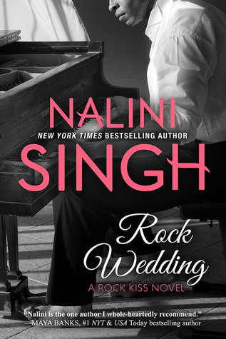 Review: Rock Wedding by Nalini Singh + Giveaway