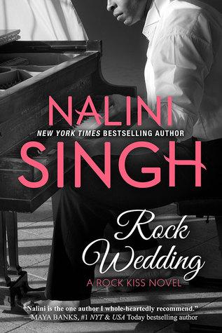 Review: Rock Wedding by Nalini Singh + Giveaway