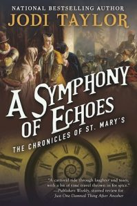 symphony of echoes by jodi taylor