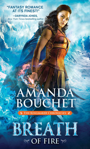 Review: Breath of Fire by Amanda Bouchet + Giveaway