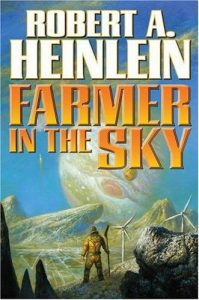 farmer in the sky by robert heinlein