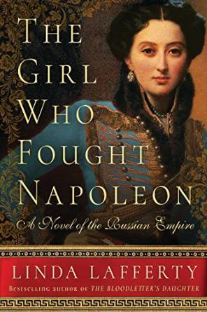 Review: The Girl Who Fought Napoleon by Linda Lafferty + Giveaway