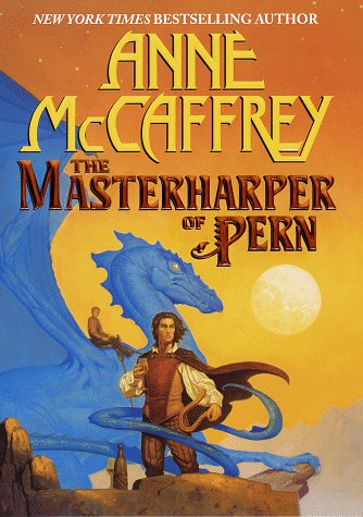 Guest Review: The MasterHarper of Pern by Anne McCaffrey