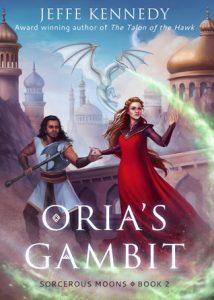 orias gambit by jeffe kennedy