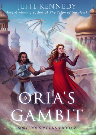 Review: Oria's Gambit by Jeffe Kennedy