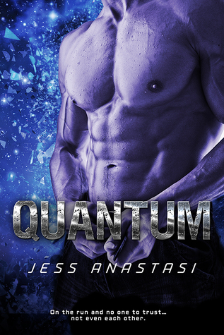 Review: Quantum by Jess Anastasi