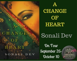 Change of heart tour graphic