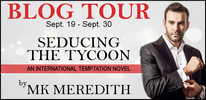 Seducing the Tycoon Tour Banner
