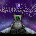 reading reality bear logo button