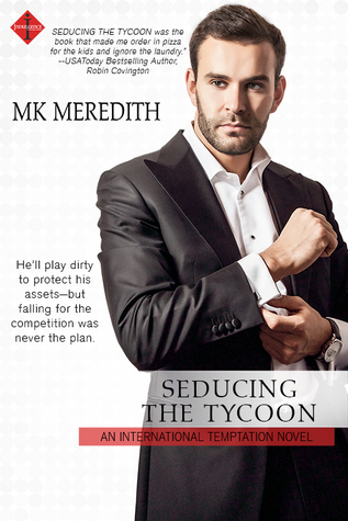 Review: Seducing the Tycoon by MK Meredith + Giveaway
