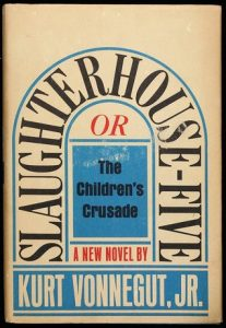 1969 cover of Slaughterhouse Five