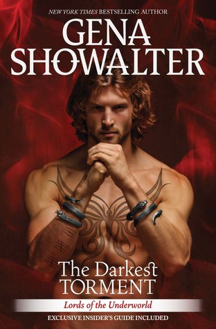 Review: The Darkest Torment by Gena Showalter + Giveaway