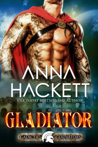 Review: Gladiator by Anna Hackett