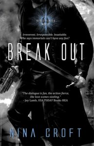 break out paperback cover