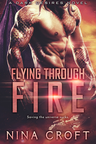 Review: Flying Through Fire by Nina Croft