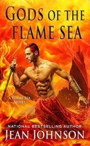 gods of the flame sea by jean johnson