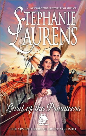 Review: Lord of the Privateers by Stephanie Laurens + Giveaway